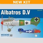 Weekend-Albatros D.V